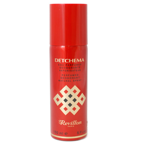 DET128 - Detchema Deodorant for Women - Spray - 5 oz / 150 ml
