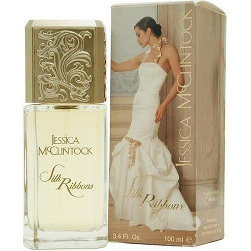 JE51 - Jessica Mcclintock Silk Ribbons Eau De Parfum for Women - Spray - 3.4 oz / 100 ml