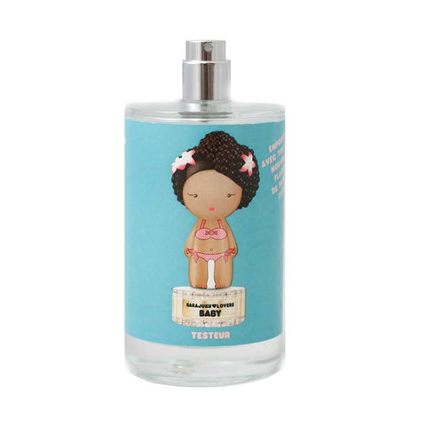 HARSB12T - Harajuku Lovers Sunshine Cuties Baby Eau De Toilette for Women - Spray - 3.4 oz / 100 ml - Tester