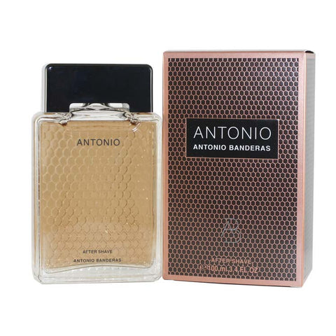 ANT18M - Antonio Aftershave for Men - 3.4 oz / 100 ml