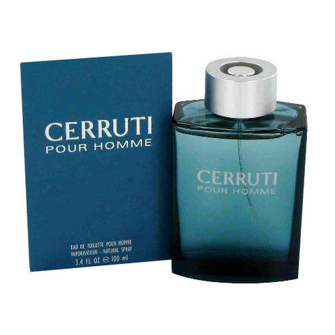 CER12M - Cerruti Pour Homme Eau De Toilette for Men - Spray - 3.4 oz / 100 ml