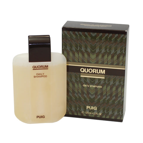 QUS8M - Quorum Shampoo for Men - 4.2 oz / 125 ml