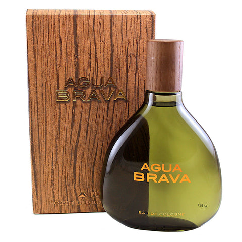 AG11M - Agua Brava Eau De Cologne for Men - 11.8 oz / 350 ml Splash