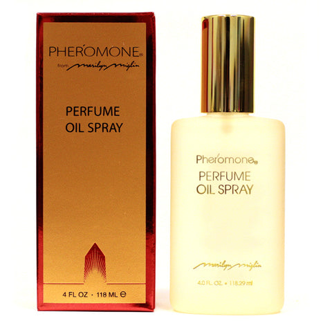 PH22 - Pheromone Perfume Oil for Women - 4 oz / 118 ml