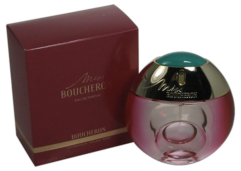 BOU52 - Miss Boucheron Eau De Parfum for Women - 3.3 oz / 100 ml Spray