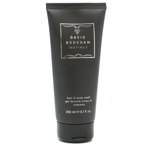 DB21M - David Beckham Instinct Hair & Body Wash for Men - 6.7 oz / 200 ml - Unboxed