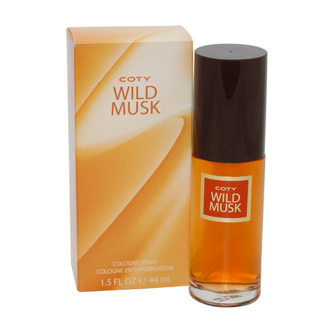 WIL12 - Wild Musk Cologne for Women - 1.5 oz / 44 ml Spray