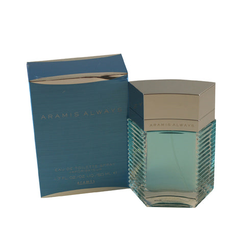 ARA53M - Aramis Always Eau De Toilette for Men - Spray - 1.7 oz / 50 ml