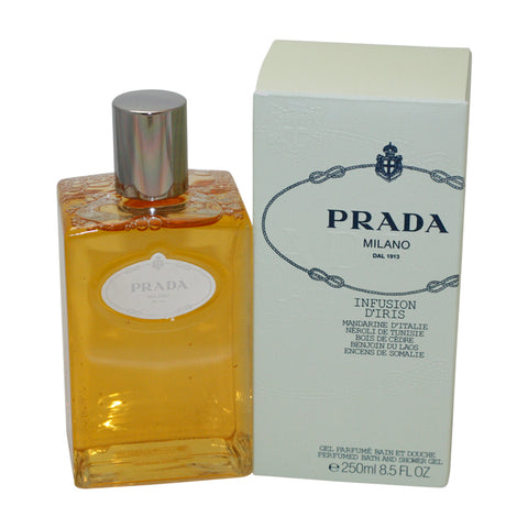 PRAD27 - Prada Infusion D' Iris Bath & Shower Gel for Women - 8.5 oz / 250 ml