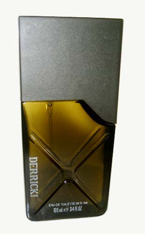 DER2M - Derrick Eau De Toilette for Men - Spray - 3.4 oz / 100 ml