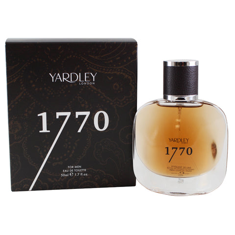 YR70M - 1770 Eau De Toilette for Men - Spray - 1.7 oz / 50 ml