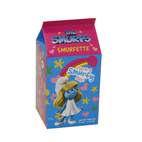 SMR15 - The Smurfs Smurfette Eau De Toilette for Women - Spray - 1.7 oz / 50 ml