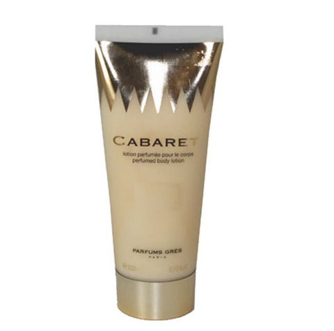 CAB30 - Cabaret Body Lotion for Women - 6.7 oz / 200 ml - Unboxed