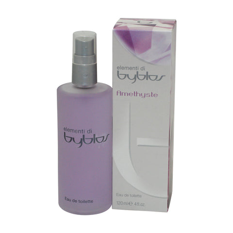 BYA40 - Byblos Amethyste Eau De Toilette for Women - 4 oz / 120 ml Spray