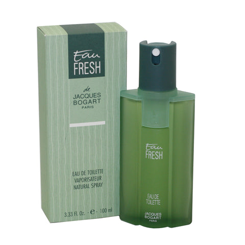 EAU16M - Eau Fresh Eau De Toilette for Men - Spray - 3.3 oz / 100 ml