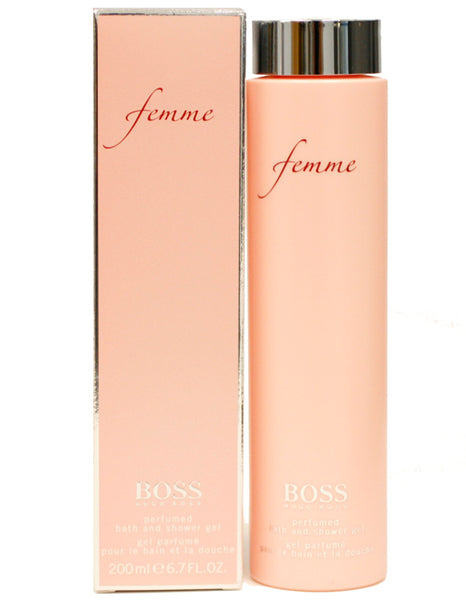 BOSS17 - Boss Femme Body Lotion for Women - 6.7 oz / 200 ml