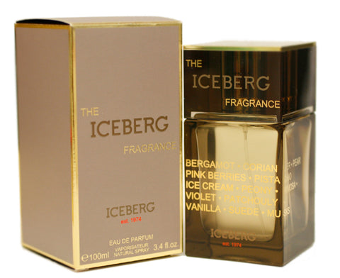 ICF33W - The Iceberg Fragrance Eau De Parfum for Women - Spray - 3.4 oz / 100 ml