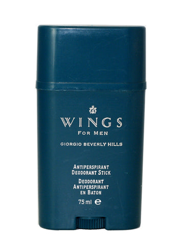 WI277M - Wings Deodorant for Men - Stick - 2.5 oz / 75 ml
