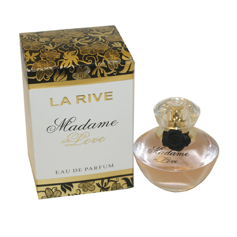 LRM30 - Madame In Love Eau De Parfum for Women - 3 oz / 90 ml Spray
