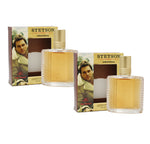 ST513M - Coty Stetson Cologne for Men | 2 Pack - 2 oz / 60 ml - Splash - Pack