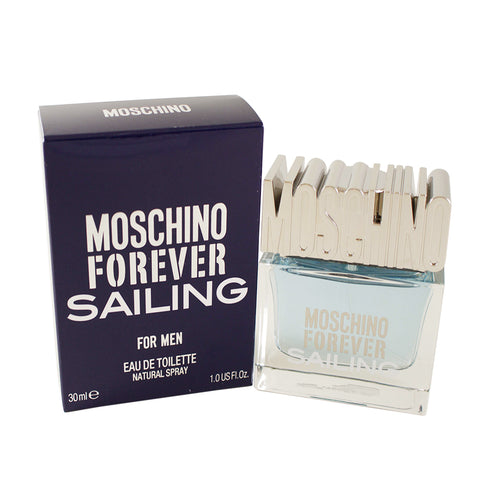 MFS24M - Moschino Forever Sailing Eau De Toilette for Men - 1 oz / 30 ml Spray