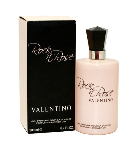 ROCK14 - Rock 'n Rose Shower Gel for Women - 6.7 oz / 200 ml
