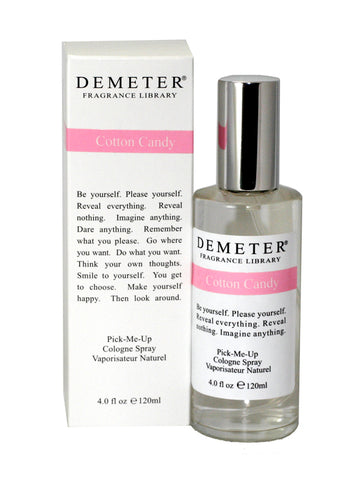 DEM7W-P - Cotton Candy .. Cologne for Women - 4 oz / 120 ml Spray
