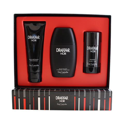 DR00M - Drakkar Noir 3 Pc. Gift Set For Men