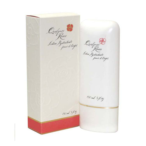 QU179 - Quelques Rose Body Lotion for Women - 5 oz / 150 g