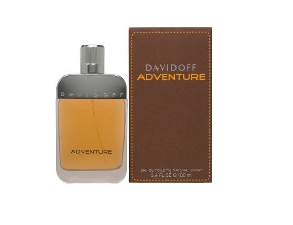 DAV56M - Davidoff Adventure Eau De Toilette for Men - 3.4 oz / 100 ml Spray