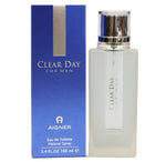 CLE52-P - Etienne Aigner Clear Day Eau De Toilette for Men | 3.4 oz / 100 ml - Spray