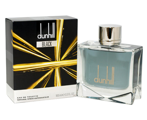 DUB20M - Dunhill Black Eau De Toilette for Men - Spray - 3.3 oz / 100 ml