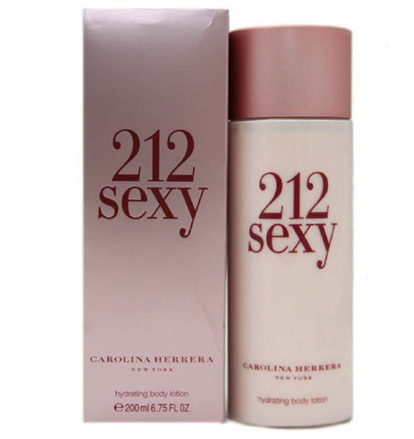 212115W - 212 Sexy Body Lotion for Women - 6.75 oz / 200 ml