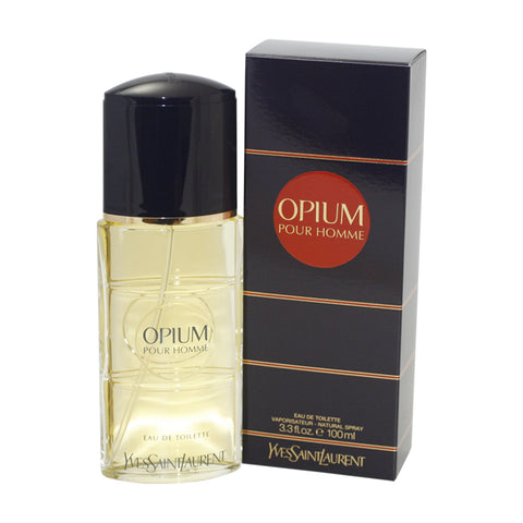 OP06M - Opium Eau De Toilette for Men - 3.3 oz / 100 ml Spray