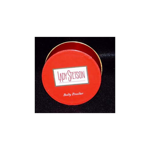 LA21 - Lady Stetson Body Powder for Women - 2.3 oz / 69 g - With Puff