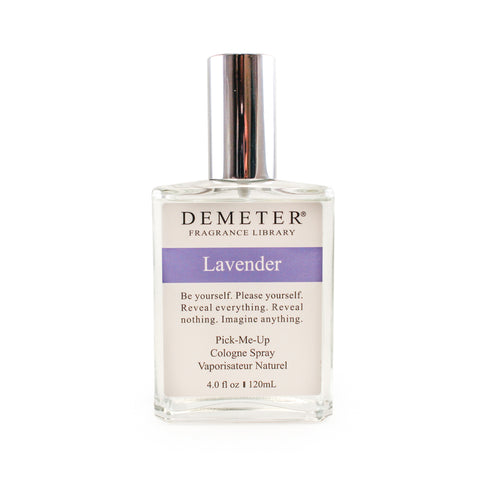 DEML34U - Lavender Cologne for Women - 4 oz / 120 ml Spray Unboxed
