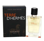 TER242M - Terre D' Hermes Parfum for Men | 0.42 oz / 12.5 ml (mini) - Spray