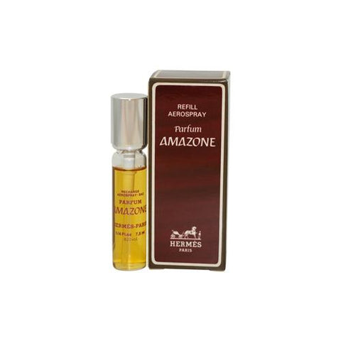 AM26 - Hermes Amazone Parfum for Women | 0.25 oz / 7.5 ml (mini) (Refill) - Spray - Classic Collection