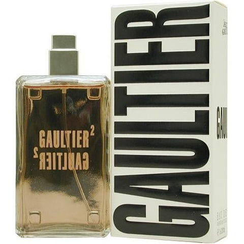 GAU13 - Gaultier 2 Eau De Parfum for Women - Spray - 4 oz / 120 ml