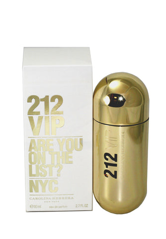 212V2 - 212 Vip Eau De Parfum for Women - 2.7 oz / 80 ml Spray