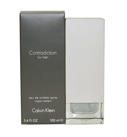 CO35M - Contradiction Eau De Toilette for Men - 3.4 oz / 100 ml Spray