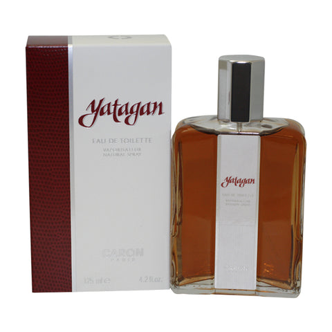 YA18M - Yatagan Eau De Toilette for Men - 4.2 oz / 125 ml Spray