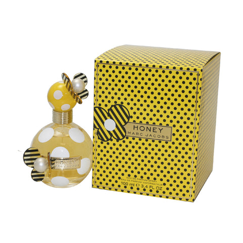 MJH34 - Marc Jacobs Honey Eau De Parfum for Women - 3.4 oz / 100 ml Spray