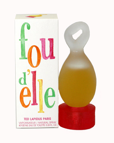 FOU33-P - Fou D'Elle Eau De Toilette for Women - 3.33 oz / 100 ml Spray