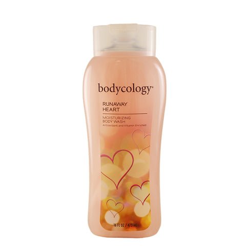 BRH16 - Runaway Heart Body Wash for Women - 16 oz / 473 ml