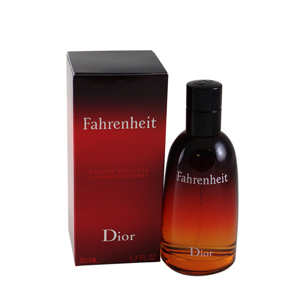 FA39M - Fahrenheit Eau De Toilette for Men - Spray - 1.7 oz / 50 ml