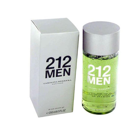 AA24M - 212 Shower Gel for Men - 8.5 oz / 250 ml