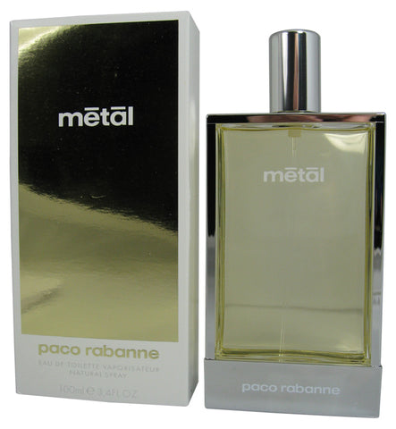 ME21 - Metal Eau De Toilette for Women - Spray - 3.4 oz / 100 ml