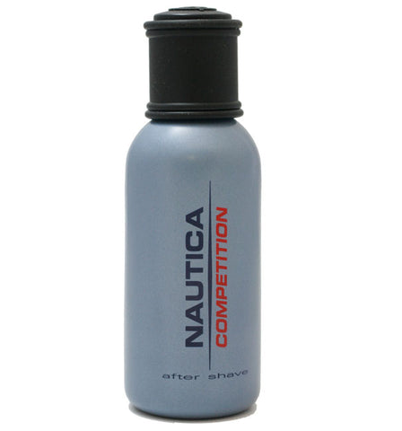 NA526M - Nautica Competition Aftershave for Men - 2.4 oz / 75 ml - Unboxed