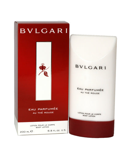 BVA67 - Bvlgari Au The Rouge Body Lotion for Women - 6.8 oz / 200 ml